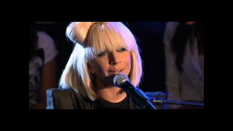 Lady Gaga - Poker Face (Acoustic) Mooi Weer De Leeuw 04262009