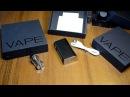Электронная сигарета Vapor P8 50W Mini Kit Box Mod EVOD MT3