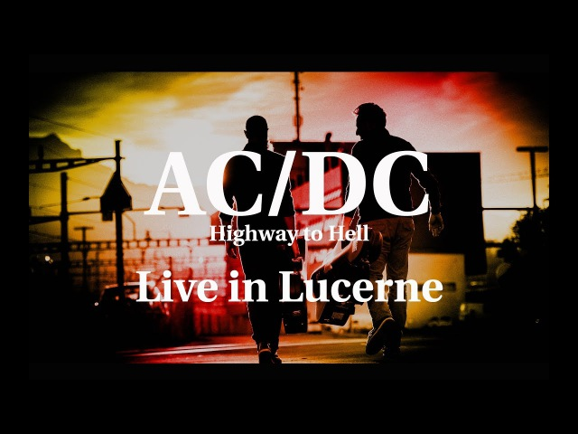 AC/DC - Highway to Hell : MOZART HEROES Live