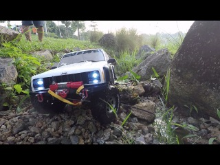 Trail Seekers (RC Offroad Adventures) - Back to Bishan (4 Dec 2016)