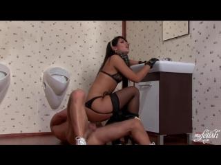 Defrancesca gallardo-from gloryhole to pussy hole
