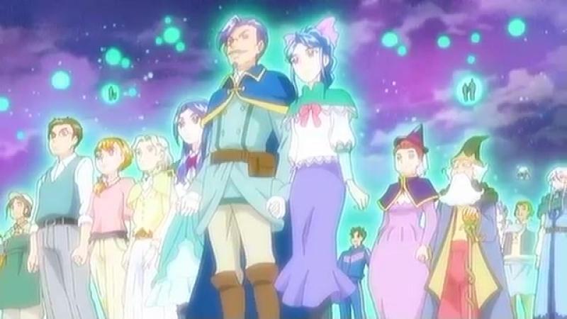 魔法つかいプリキュア! 第49話予告 「さよなら…魔法つかい!奇跡の魔法よ、もう一度!」