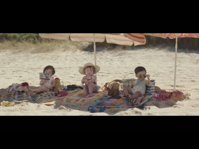Evian - Детский пляж (2016)