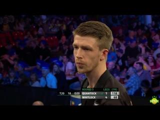 Chris Quantock vs Simon Whitlock (Coral UK Open 2017 / Round 3)