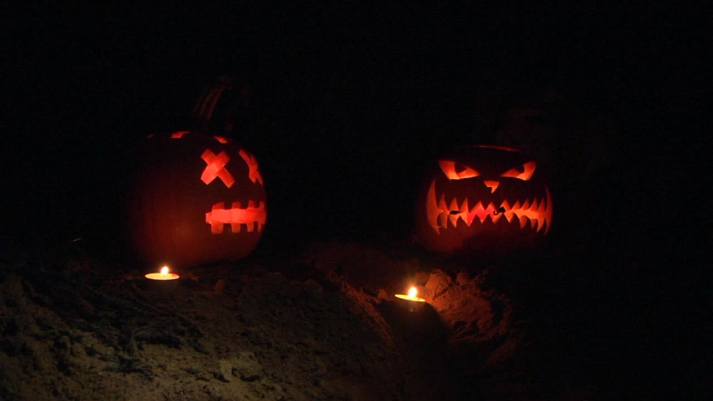 Хэллоуин под землёй - ЛИК-тв
