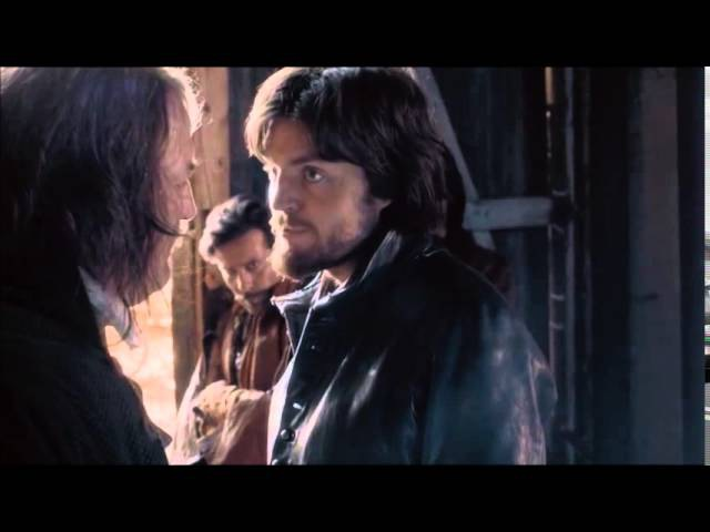 Reasons To Love Athos The Musketeers BBC