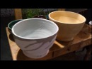 Raku Pottery Master George Nomikos - Raku Pottery Glazing and Firing - Raku Pottery video