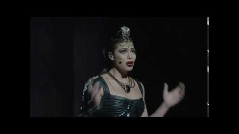 Zaho Ce Que La Vie A Fait De Moi La Légende du Roi Arthur Spectacle musical