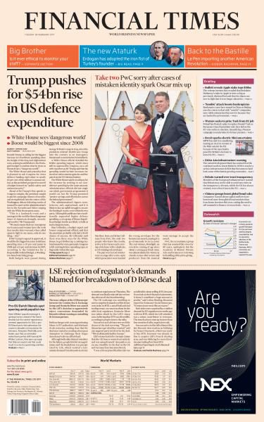 Financial Times USA 28 February 2017 FreeMags