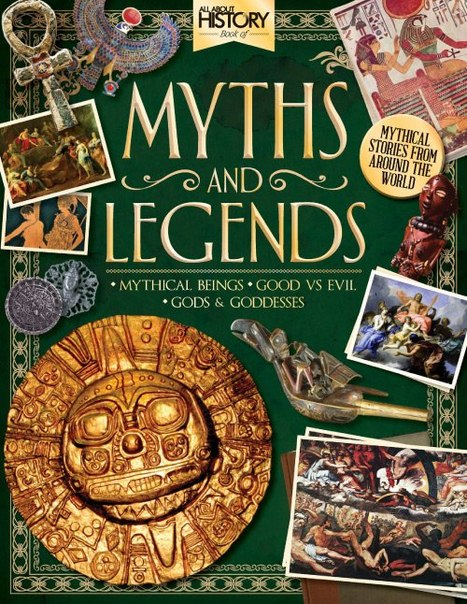 Philip Wilkinson - All About History Book Of Myths and Legends