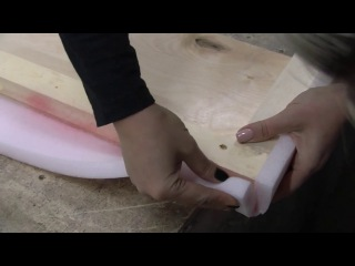 Обивка мебели. Как аккуратно сделать уголок?!  (Upholstery of furniture. DIY)