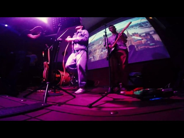 The Grateful live in Colombo