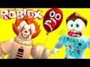 РОБЛОКС КЛОУН КИЛЛЕР The Killer Clown Obby Roblox УБЕГАЕМ ОТ ЗЛОГО клоуна необычные приключ