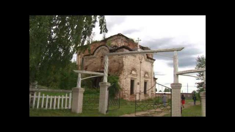 Храмы Красноборского района