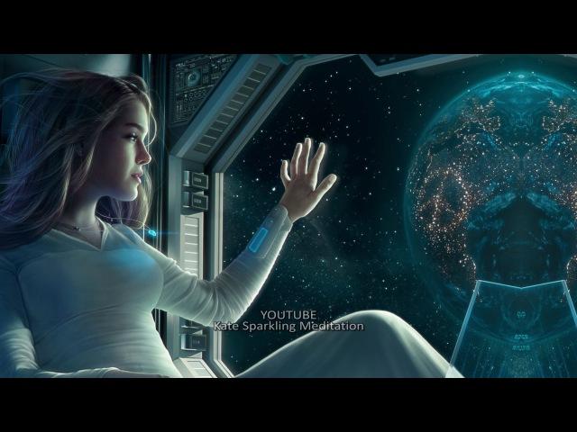 Медитация Перед Сном Капсула Времени Световая Гипнотерапия Исцеление Тела Световыми Волнами🙏😇