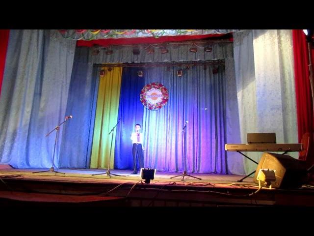 Обласний фестиваль Лелеченьки Фесько Артем -Прийшла весна(live),смт Ємільчино, ...
