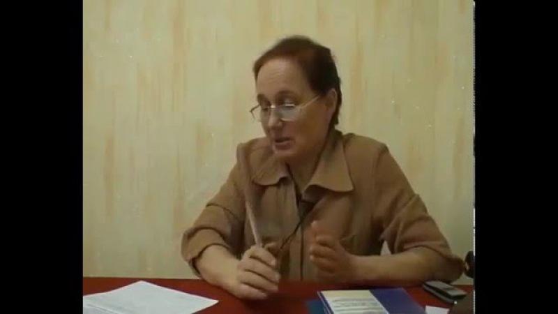 Теория и факты о менструации Татьяна Малышева, врач акушер гинеколог (часть 2 из 2х)