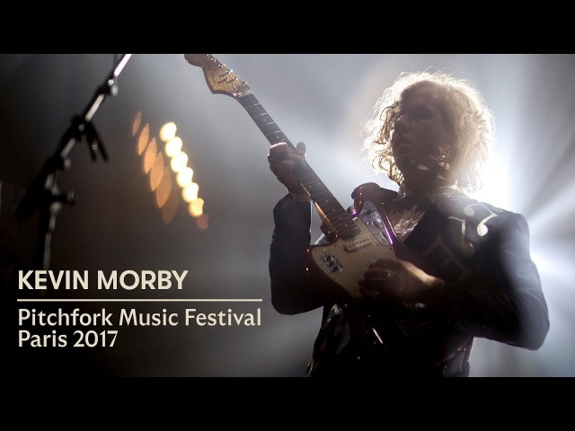 Kevin Morby Pitchfork Music Festival Paris 2017 Full Set