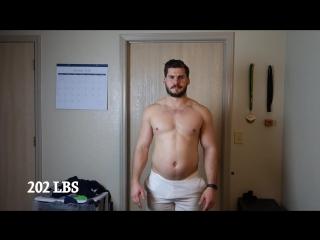 Трансформация тела. 3 месяца