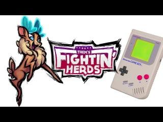 Them's Fightin' Herds - Rein (Chiptune Version)