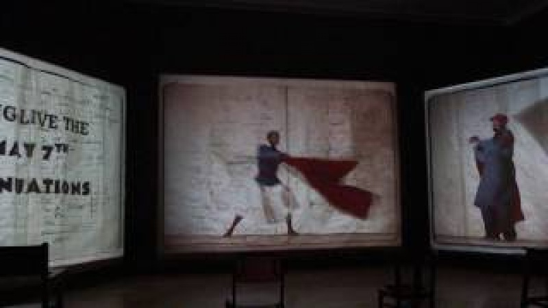 Notes Towards a Model Opera 2015 William Kentridge South Afric