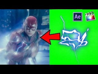 The Flash Super Power - Green Screen Effects Free Download