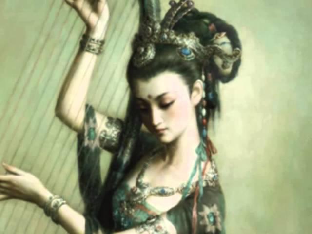 Китайский художник Zeng Hao (картины)