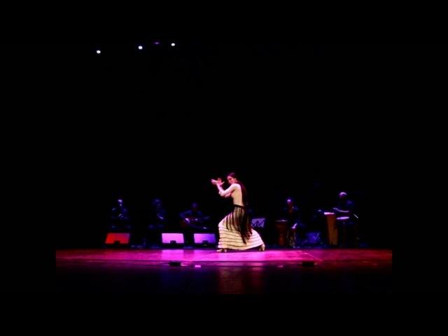 Наталия Прибытко Фламенко Natalia Pribytko Flamenco Solea