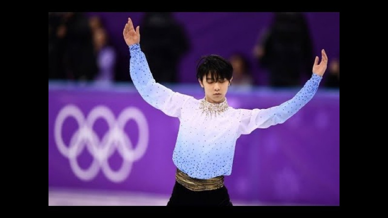 羽生選手 Yuzuru HANYU Japan Standing ovations and allot of Winnie the Pooooooooooooh on ice