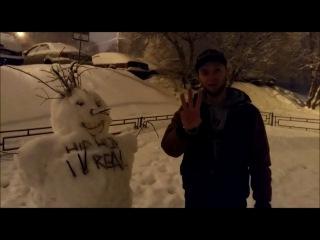Серега Smoke - приглашение на 3-летие сайта HIPHOP4REAL