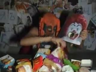 Маньяк Валера vs Ronald McDonald