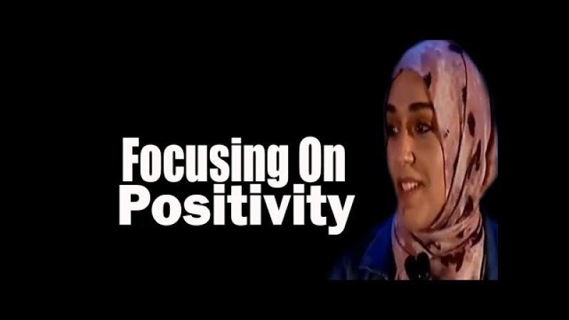 Keep Three Different Parts Afresh To Avoid Depression ~Yasmin Mogahed