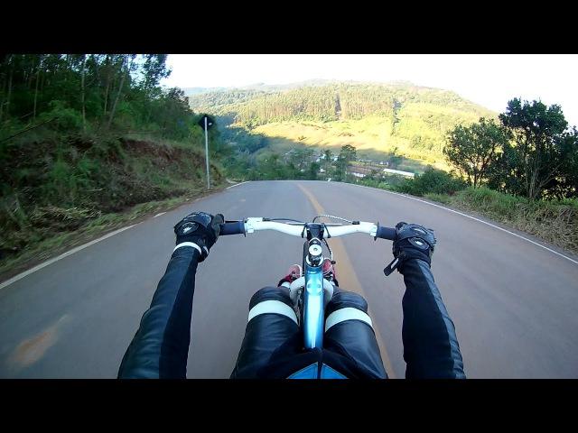Drift Trike Brasil.. Tupandi tirada libre