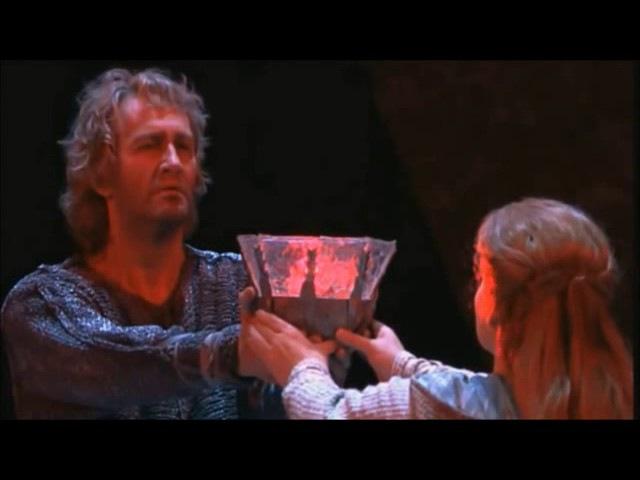 Cena final de 'Parsifal' de Richard Wagner legendas em português