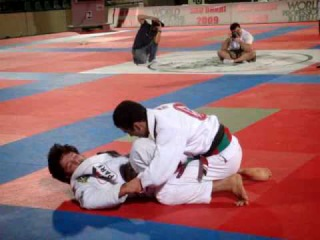 2009 World Pro BJJ Cup Absolute Final: Braulio Estima vs. Tarsis Humphreys 2009 world pro bjj cup absolute final: braulio estima