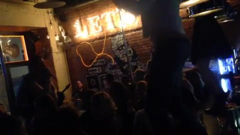 DAHAKA stripshow at Let's Rock Bar