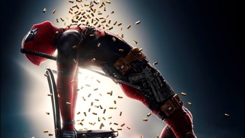 Дэдпул 2 (Deadpool 2) 2018. Трейлер [1080p]