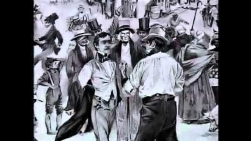 Интересное видео Настоящие банды Нью Йорка