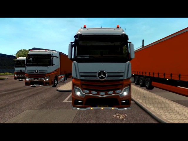 Knigts Of Road   ETS2MP