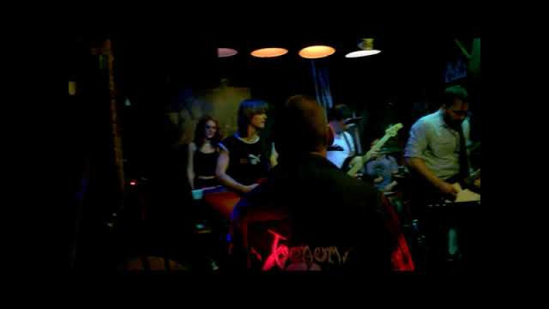 Ed Force Iron Maiden tribute Live at NightTrain, Moscow WP 20171027 21 57 59 Pro