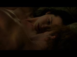 Hannah James Nude - Outlander s03e04 (2017) HD 1080p