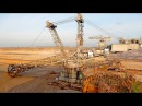 Worlds biggest machine OK Bagger 258, the little cousin of excavator Bagger 288. Part 2