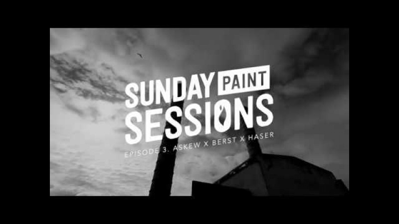 Sunday Paint Sessions Episode 3 Askew Berst Haser
