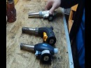 Обзор газовых горелок резаков KOVEA,FLAME GUN,WS 503C