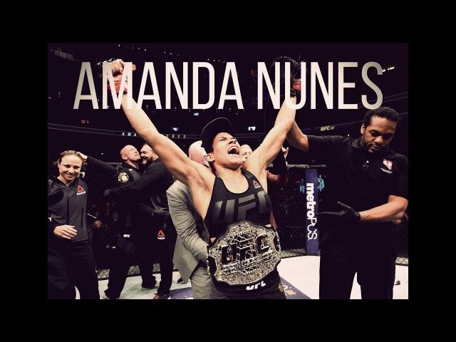 Amanda Nunes UFC Highlights Roar of the Lioness HD 2017 @Amanda_Leoa