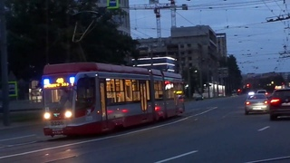Трамвай Санкт-Петербурга 8-470:  (УКВЗ) б.5226 по №48 ()