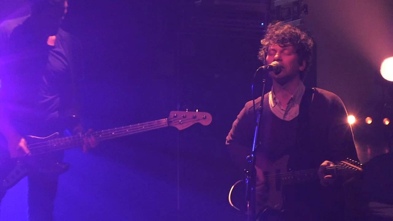 Disappears live at Festival BBmix 2015