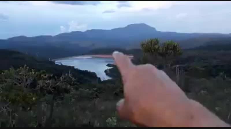 Tiozão do zap denuncia obra de transposição da barragem da Mina Cuiabá e o inesperado acontece