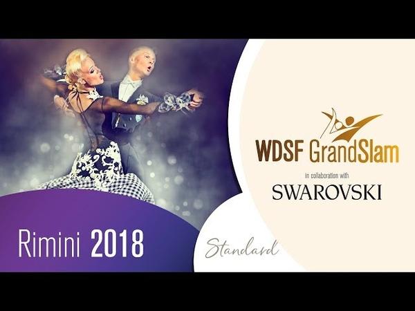Fainsil - Posmetnaya, GER | 2018 GrandSlam STD Rimini | R2 W | DanceSport Total