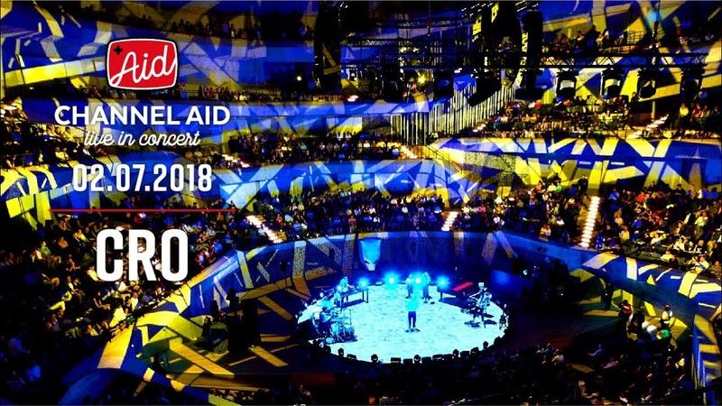 CRO - Bye Bye (live aus der Elbphilharmonie Hamburg) CALIC2018